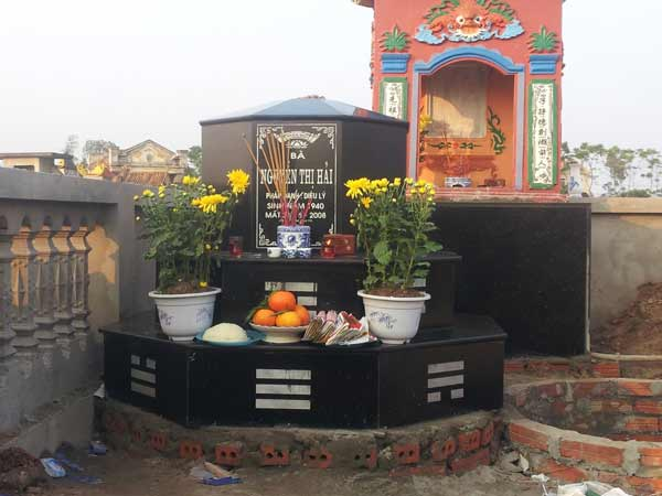 Ý nghĩa nghi thức tạ mộ mới xây