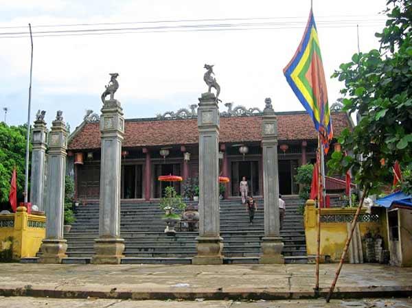 Tìm hiểu đôi nét về đền Cô Chín tại Sòng Sơn Thanh Hóa