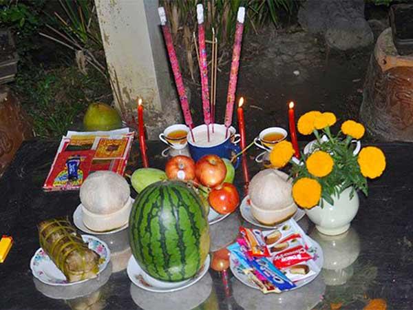 Tìm hiểu bài văn khấn sao Thái Bạch chuẩn tâm linh