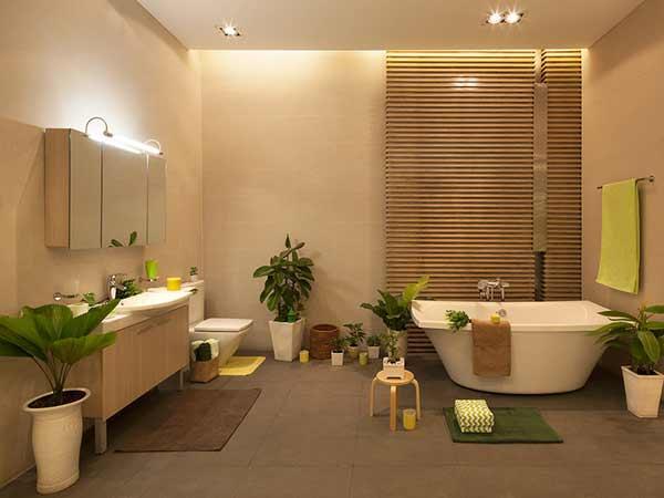 Tìm hiểu về phong thủy phòng tắm