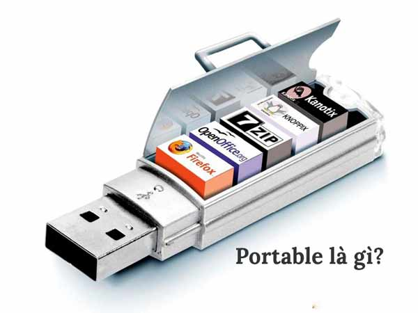 Ứng dụng Portable là gì