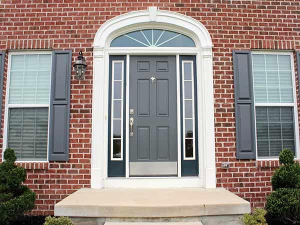 Tìm hiểu cách hóa giải lỗi phong thủy cửa chính đối cửa sổ