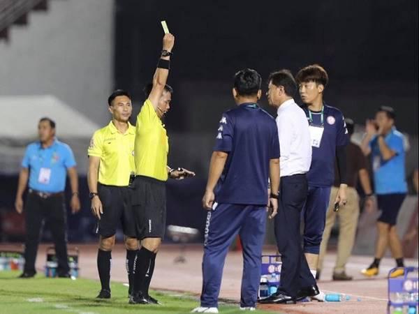 Bóng đá Việt Nam 9/7: VFF cảnh báo trưởng ban trọng tài