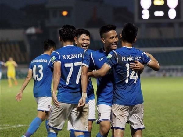 Bóng đá Việt Nam tối 1/10: Than Quảng Ninh quyết tâm có điểm trước Sài Gòn