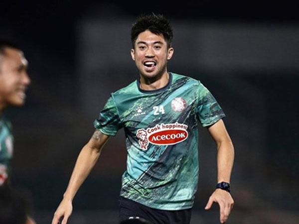 Tin bóng đá Việt Nam sáng 23/4 : Lee Nguyễn tự tin về lối chơi của TP HCM