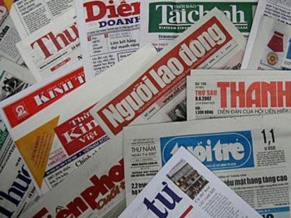 Nằm mơ thấy tờ báo đánh xổ số lô đề con gì may mắn