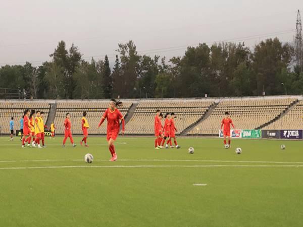 Bóng đá VN 21/9: Tuyển nữ VN sẵn sàng cho trận mở màn Vòng loại châu